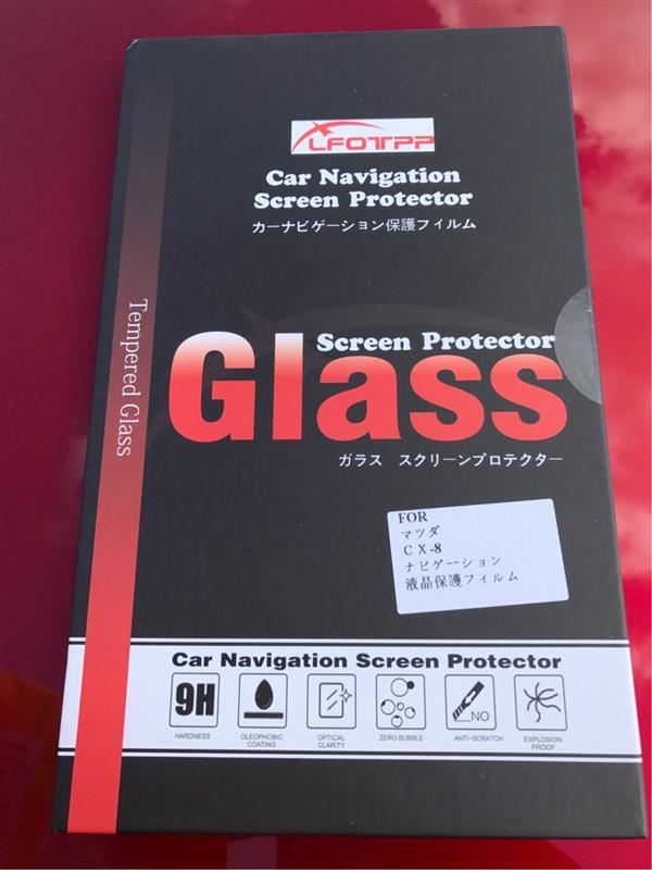 LFOTPP ナビ用ガラス保護フィルム