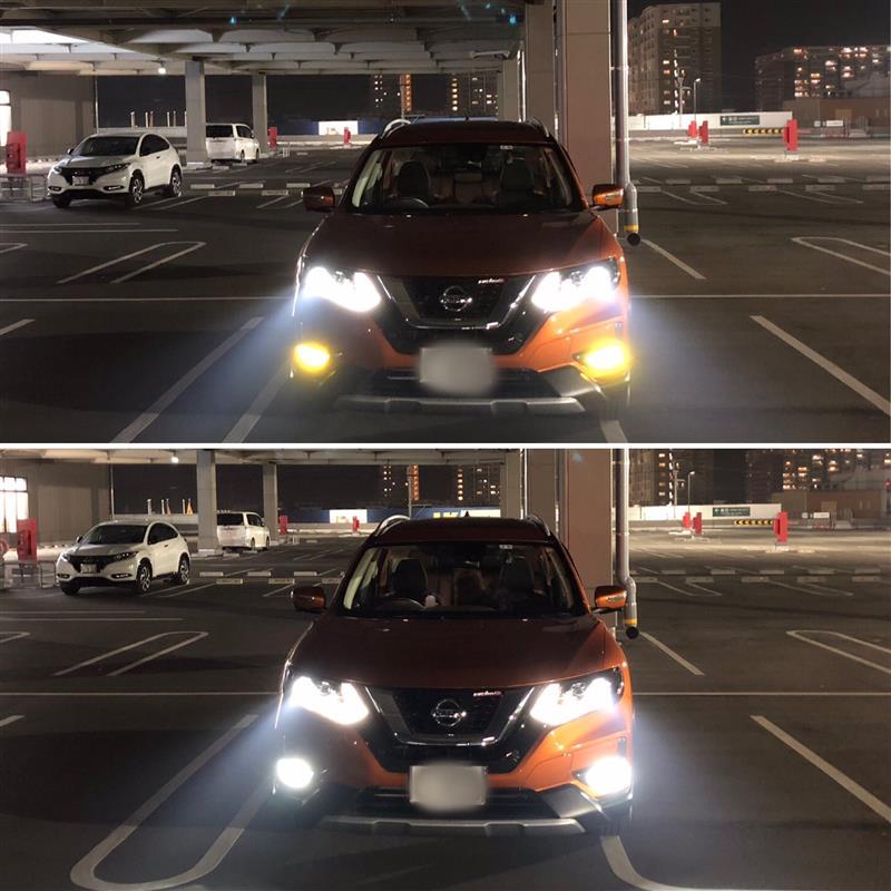 メーカー・ブランド不明 LEDフォグランプ