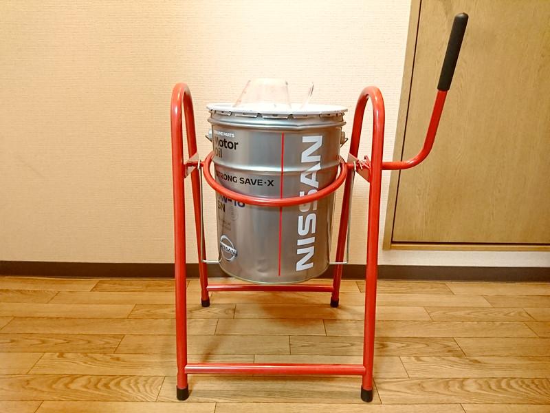 ASTRO PRODUCTS ペール缶スタンド シングルタイプ