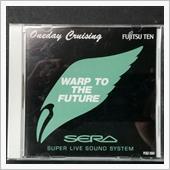 FUJITSU TEN / トヨタ自動車 Oneday Cruising WARP TO THE FUTURE