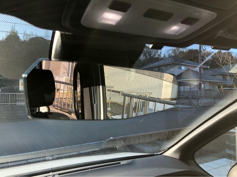 CAR MATE / カーメイト リアビューミラーエッジ 300mm