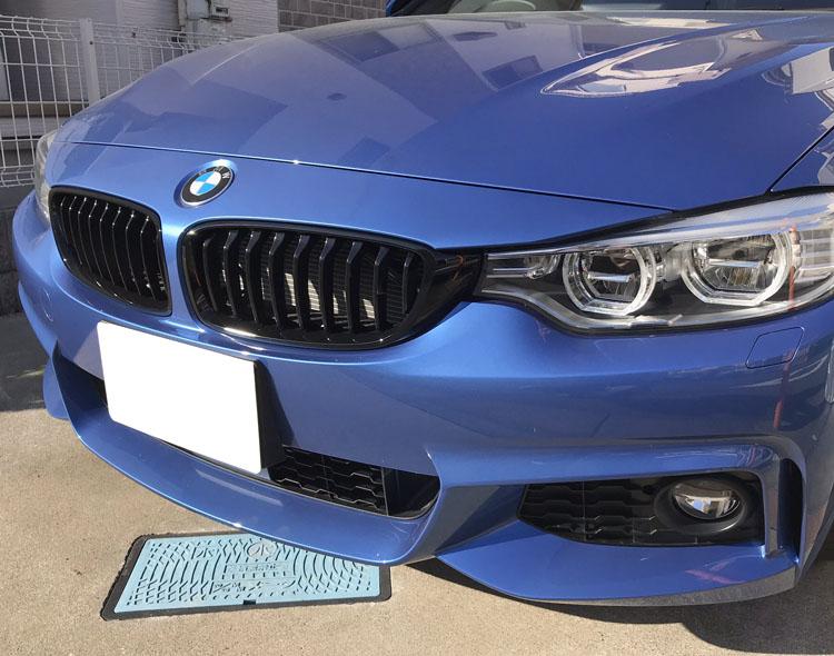 BMW(純正) BMW M PERFORMANCE ブラックキドニーグリル