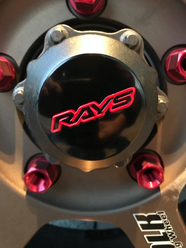 RAYS センターキャップ RFタイプ