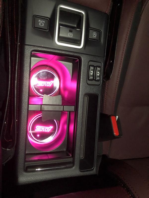 不明 LEDコースター