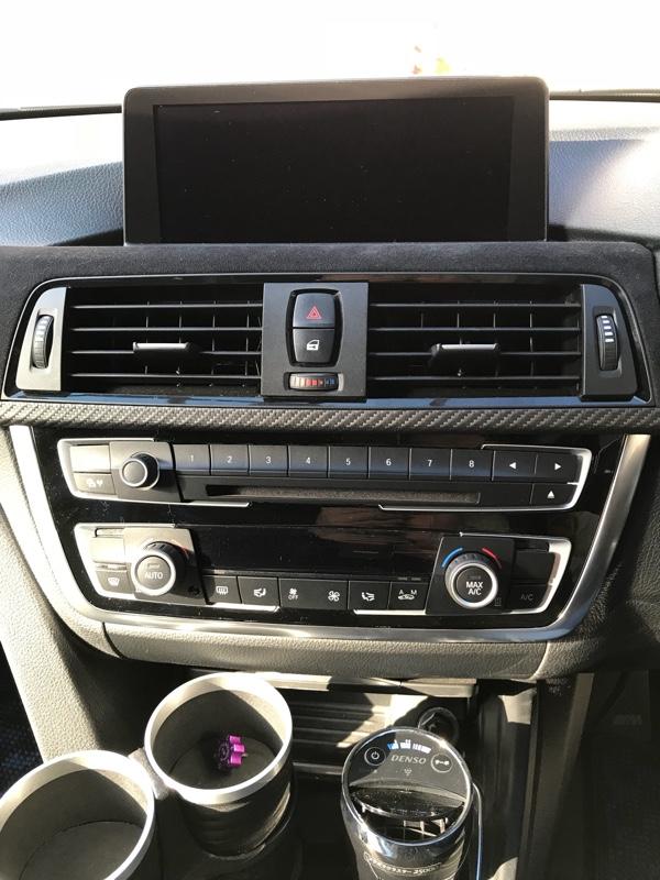 BMW(純正) F32 ラグジュアリー 純正エアコンパネル