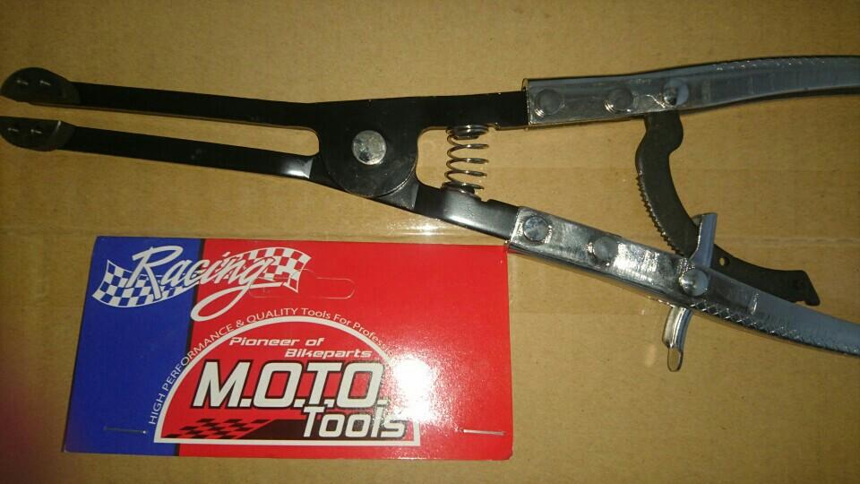 M.O.T.O.Tools ロック付きキャリパーピストンツール
