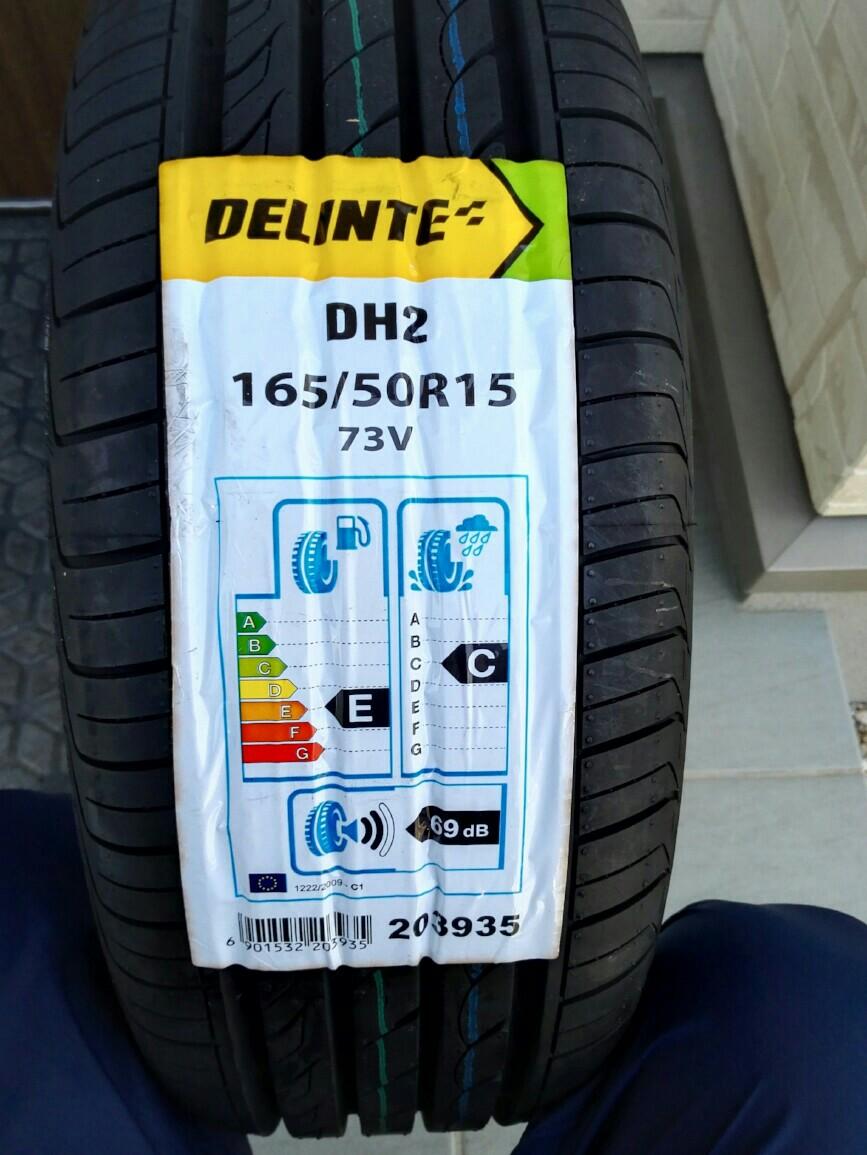 DELINTE DH2   165-50-15