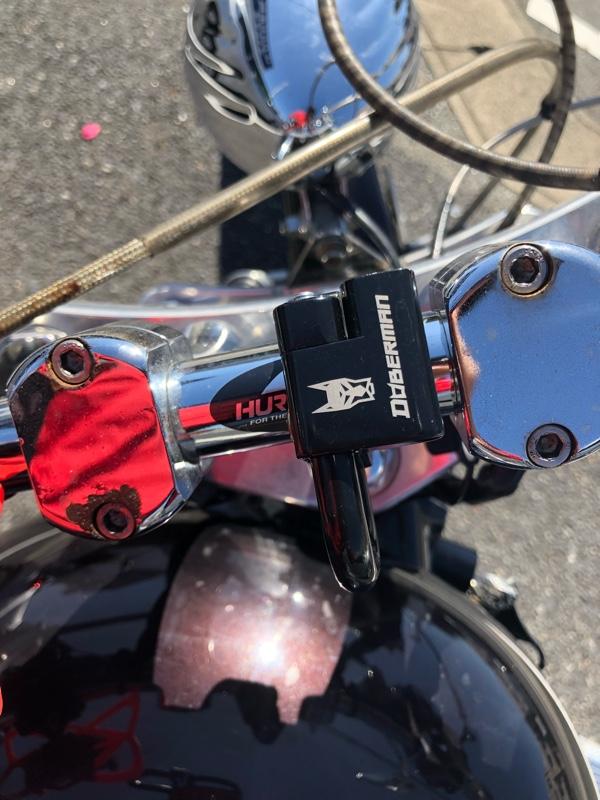 NANKAI  NANKAI ドーベルマン DBL-002 ヘルメットロック