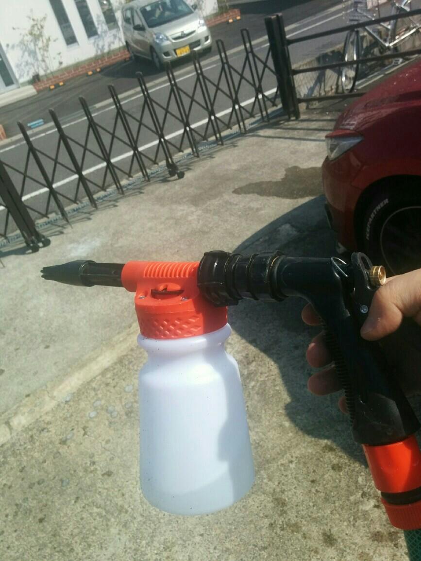 Babanプロ工具 高圧洗浄ガン