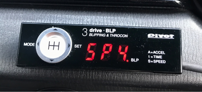 PIVOT 3-drive BLP (BLP)