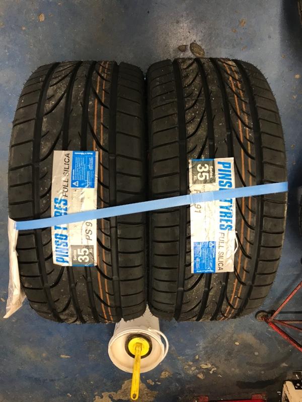 インドネシアタイヤメーカー Pinso Tyres PS-91 215/35R18