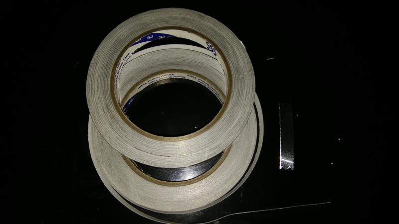 3J 導電性アルミ箔テープ10mm×20m