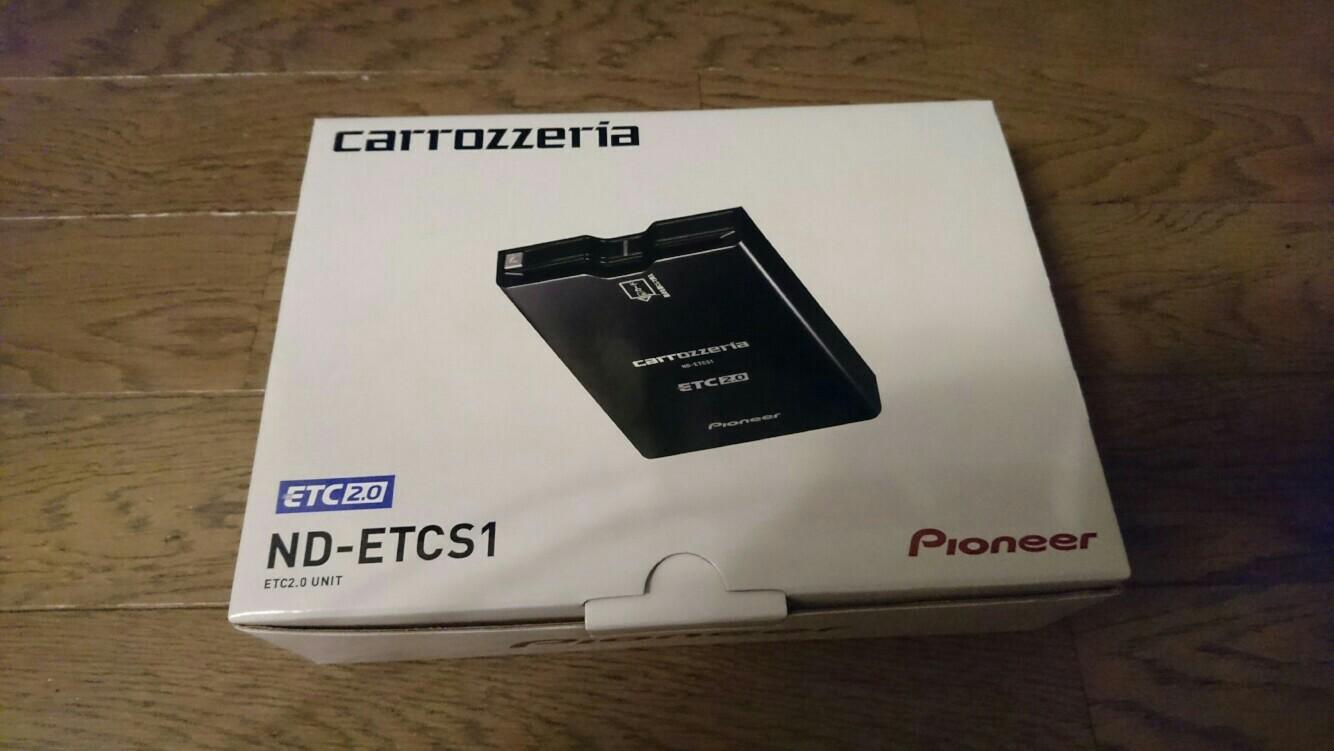 PIONEER / carrozzeria ND-ETCS1
