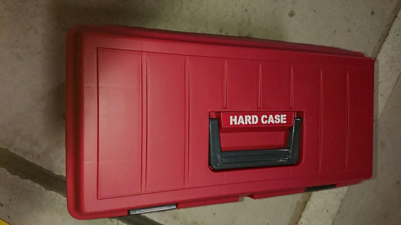 IRIS / アイリスオーヤマ HARD CASE 500 / ハードケース500