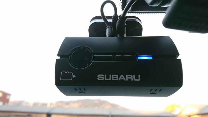 スバル(純正) ドライブレコーダー SAA3060320