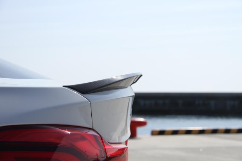 BMW M PERFORMANCE カーボン・リヤ・スポイラー