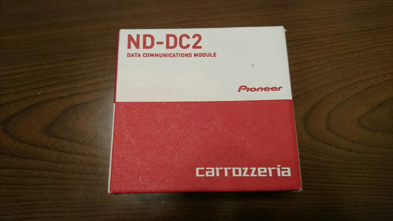 PIONEER / carrozzeria ND-DC2