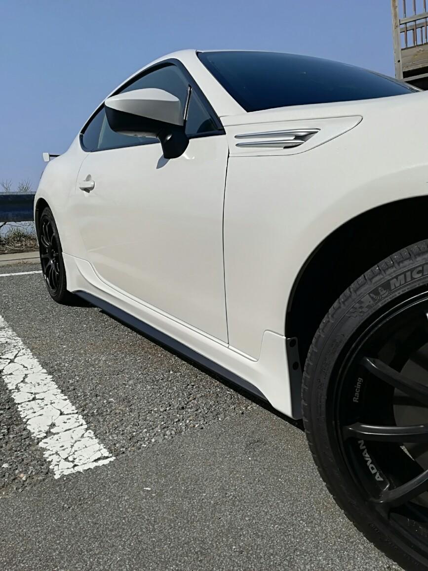 TRD / トヨタテクノクラフト サイドスカート