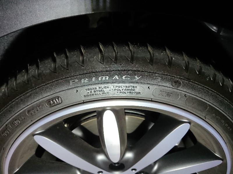 BMW MINI(純正) ミシュラン primacy3