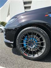 アウトランダーPHEVENKEI Racing Revolution RS05RRの全体画像