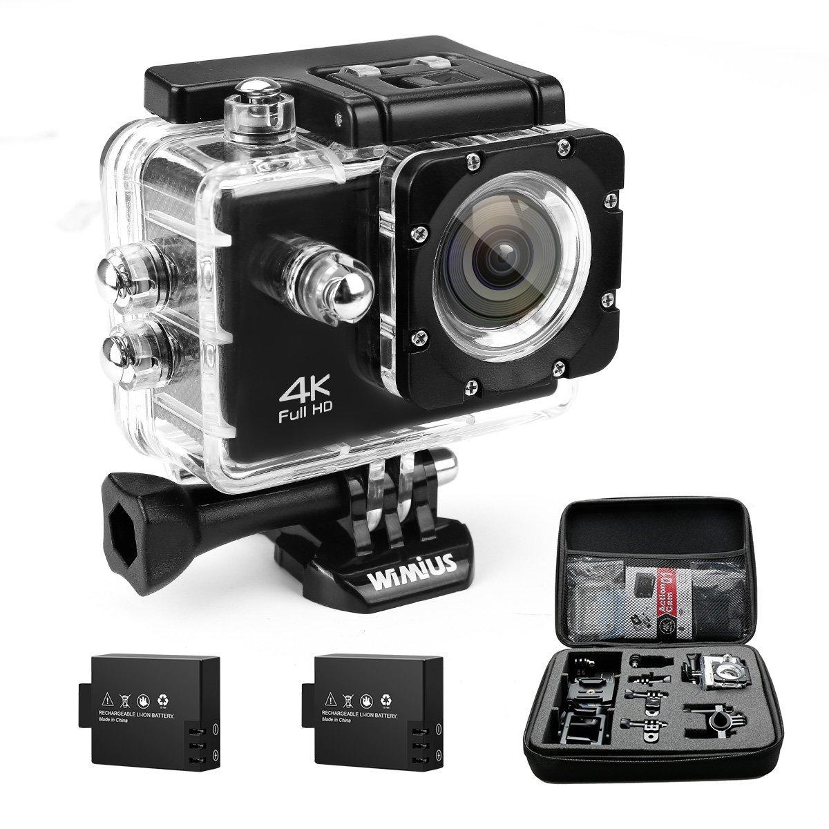 WIMIUS ウェアラブルカメラ