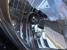 スピードトリプルRNIGHT EYE LEDヘッドライトファンレス 50Wの単体画像