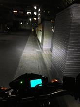セロー250DELTA DIRECT モトLEDヘッドH4 HS1の全体画像