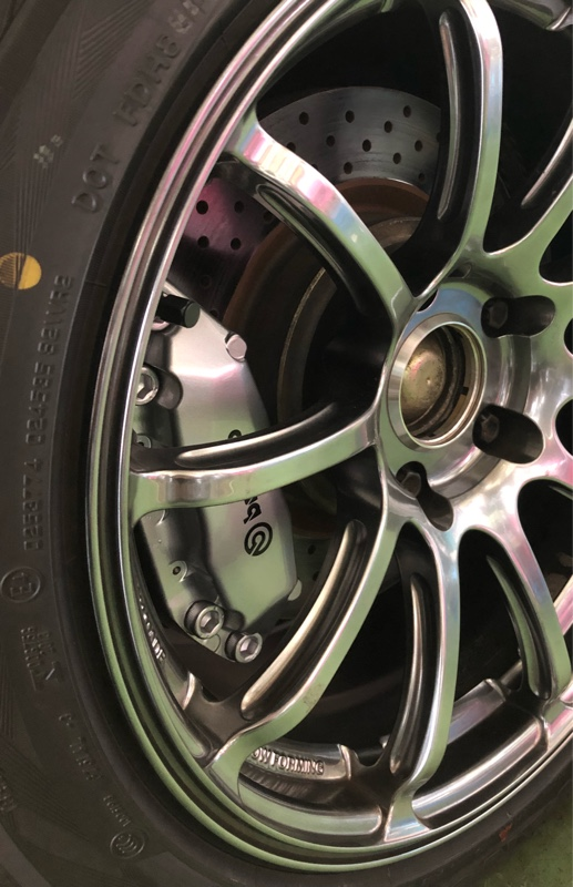 brembo GTキット