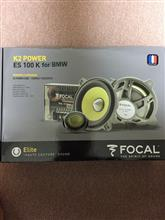 FOCAL ES100k for BMW