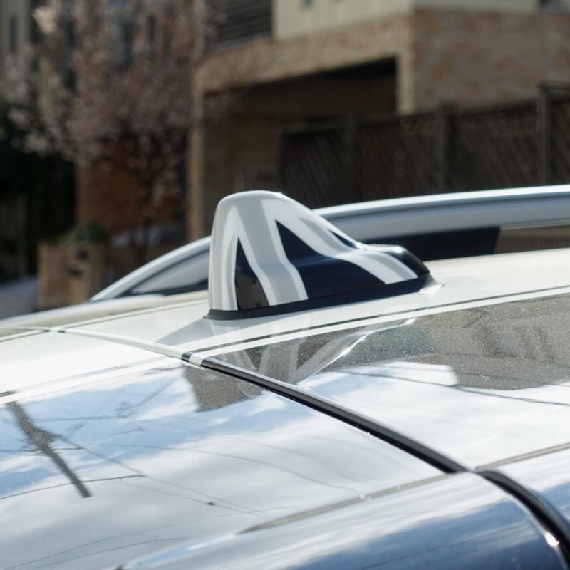 Second Stage MINI F54 F60 ミニ クラブマン クロスオーバー 外装 カスタム パーツ アンテナベースパネル