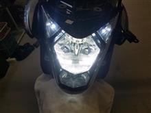 ER-6nSphere Light rising2の全体画像