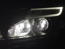 ステップワゴンスパーダPHILIPS X-treme Ultinon LED HB3/4 LED Headlight 6000Kの全体画像