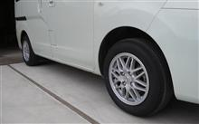 NV200バネット日産(純正) 15インチアルミホイールの全体画像
