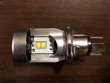 GIXXER_SFDELTA DIRECT MOTO LEDヘッド D-1641 12V H4/HS1 TOPFANの単体画像