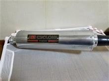 GSX-R1100ヨシムラ デュプレックスサイクロンの全体画像