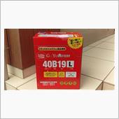 G&Yu Battery / NAKANO MF40B19L