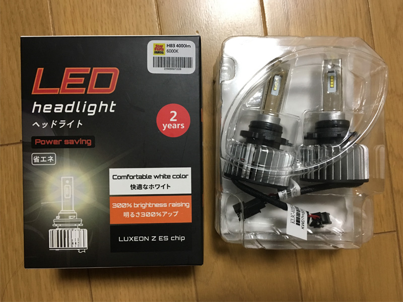 メーカー・ブランド不明 Star-Parts LEDバルブ HB3バルブ