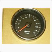 ライズコーポレーション 汎用電気式タコメーター60Φ