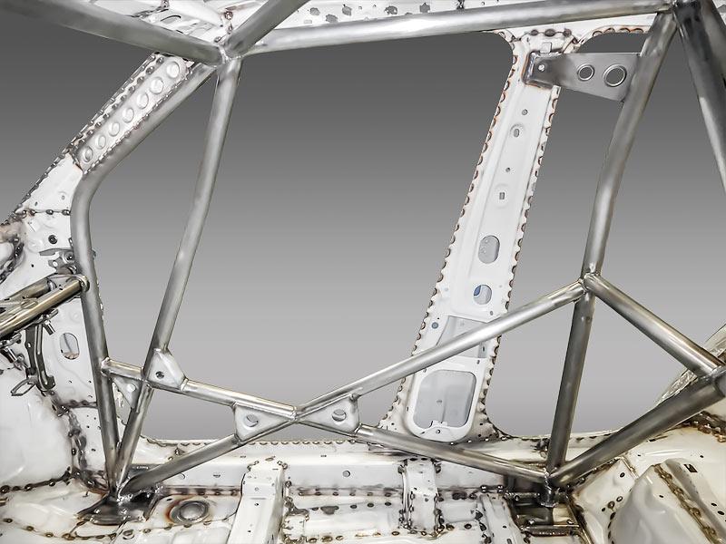 OKUYAMA DASH スイフトスポーツ ZC33S用 FIA格式専用 溶接タイプ ロールバー