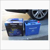 Panasonic Blue Battery caos N-100D23L/C6