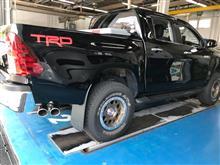 ハイラックスTRD / トヨタテクノクラフト USトヨタ / TRDの全体画像
