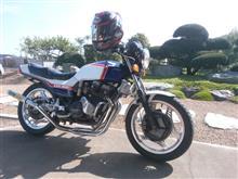CBX400FRPM CBR400F用 67レーシングの単体画像