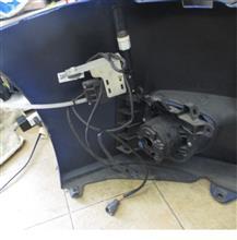 パッソレクサス(純正) CT200h 純正フロントバンパーの全体画像
