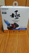 GIGA ザ・ブルー 5000K H11 / BD1129