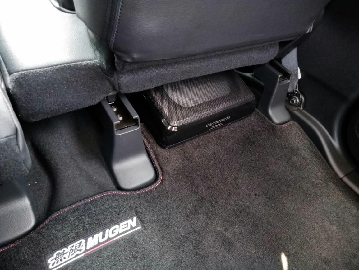 PIONEER / carrozzeria TS-WX120A