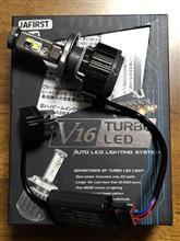 GSF1200JAFIRST  / ティーピーオー TURBO LED H4 Hi/Lo 6000K 3600LMの単体画像