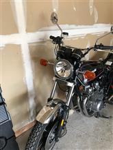"KZ550Adjure T70100 Clear Lens 7"" Diamond Cut Ice Motorcycle Headlightの全体画像"