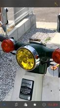 C50アウトスタンディングモーター イエローライトセットの全体画像