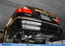 シーマEXART EXART Special Order Exhaust / ワンオフマフラーの単体画像