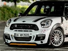 MINI CrossoverDuelL AG Krone Edition R60 Front Bumper Ver.1.1の単体画像